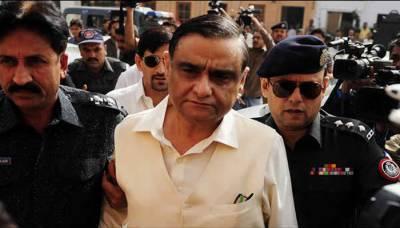 ڈاکٹر عاصم علاج کیلئے لندن روانہ