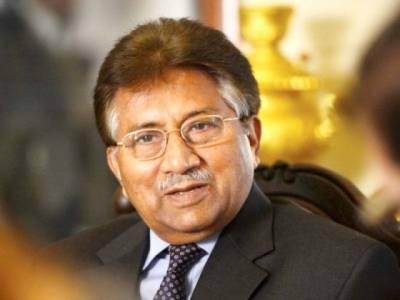 کراچی میں ایم کیو ایم کےعلاوہ کوئی سیاسی قوت نہیں، مشرف