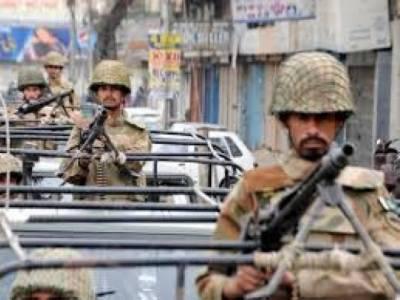 لاہور میں بھی رینجرز کی تین کمپنیاں تعینات