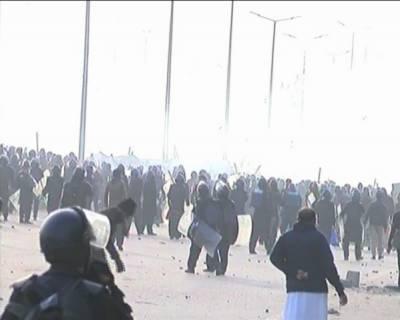 اسلام آباد آپریشن : ایس ایچ او بنی گالہ ذوالفقار اور مجسٹریٹ زخمی ہو گئے