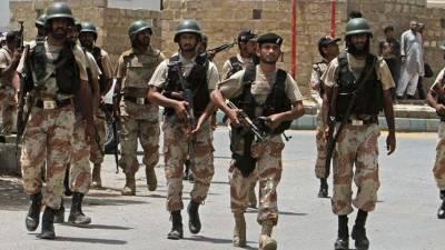 لاہور میں حالات خراب ہونے پر رینجرز طلب کر لی گئی