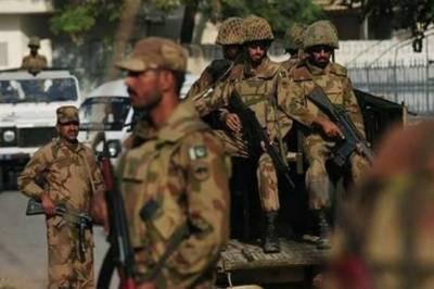 دھرنے سے نمٹنے کیلئے وزارت داخلہ نے فوج طلب کرلی