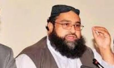 حکومتی ضد اور ہٹ دھرمی نے حالات کو اس نہج پر پہنچایا ، مولانا طاہر اشرفی