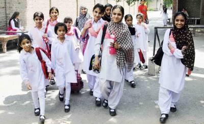 امن وامان کی خراب صورت حال،پنجاب بھر کے تعلیم ادارے بند