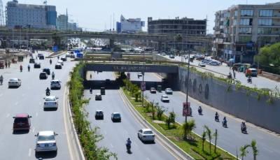 لاہور میں نقل وحرکت کے لیے کون سی شاہراہیں کھلی ہیں ؟ ٹریفک پلان جاری