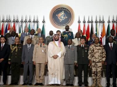 اسلامی ممالک پر مشتمل فوجی اتحاد کی افتتاحی تقریب آج ہو گی
