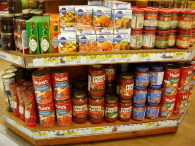 چار ماہ میں ملک میں اشیائے خوراک کی درآمدات میں 20 فیصد سے زیادہ اضافہ ریکارڈ