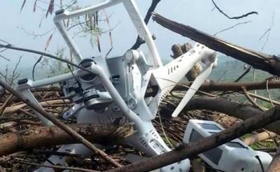 پاک رینجرز نے پاکستانی حدود میں بھارتی ڈرون مار گرایا