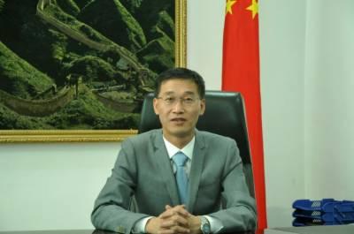 سی پیک تعمیر و ترقی چینی قیادت کی اولین ترجیح ہے : چینی سفیر