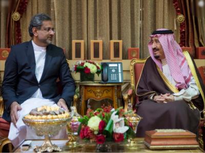 سعودی فرمانروا دہشتگردی کیخلاف پاکستانی کوششوں کے معترف