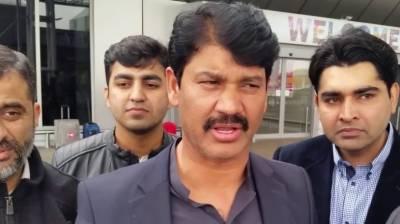 رکن قومی اسمبلی طاہر اقبال چوہدری کا (ن) لیگ چھوڑنے کا اعلان