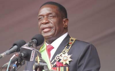 زمبابوے، موگابے کی تشکیل دی گئی کابینہ تحلیل
