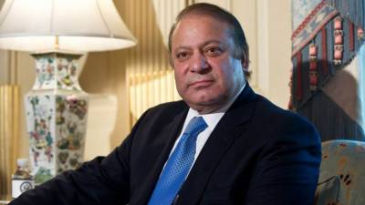 پنجاب ہاؤس میں نواز شریف کی زیر صدارت مشاورتی اجلاس جاری