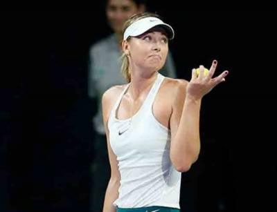 میچ کے دوران ٹینس کوئن ماریہ شراپووا کو شادی کی پیشکش