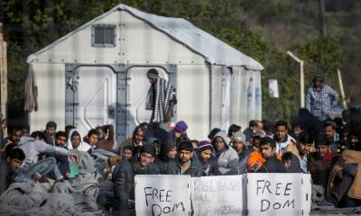 ترک پولیس نے 57 پاکستانی تارکین وطن کو بازیاب کرا دیا