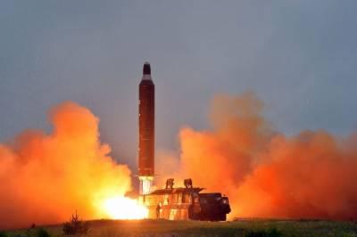 شمالی کوریا نے ایک اور بیلسٹک میزائل کا تجربہ کر لیا