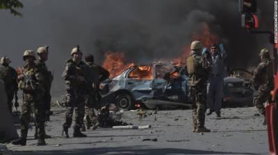 افغان سیکورٹی فورسز کی کاروائیوں میں حقانی نیٹ ورک کے 2کمانڈروں سمیت 60 ہلاک