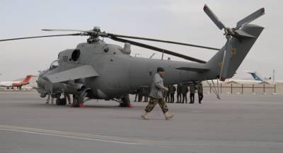 امریکا کی افغانستان میں فضائی راستوں سے اسلحہ کی رسد