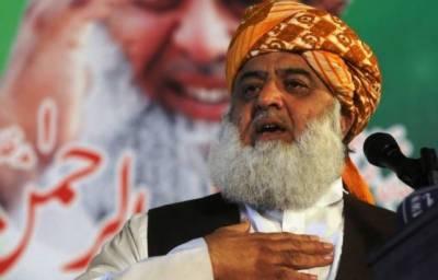ختم نبوت قانون کو 48گھنٹوں میں اصل شکل میں واپس لایا جائے,مولانا فضل الرحمن