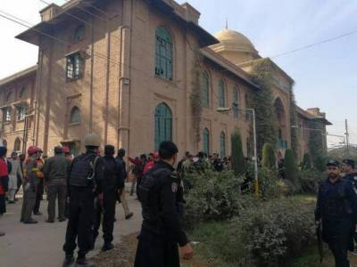 پشاور میں محکمہ زراعت کے مرکز پر حملے کا مقدمہ درج
