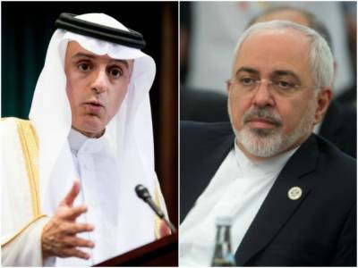 سعودی اور ایرانی وزیر خارجہ کے ایک دوسرے پر الزامات