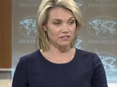 امریکا کی پشاور میں دہشت گرد حملے کی شدید الفاظ میں مذمت