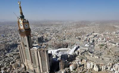 چینی کمپنی کا سعودی عرب میں ڈرون ٹیکسی چلانے کا منصوبہ