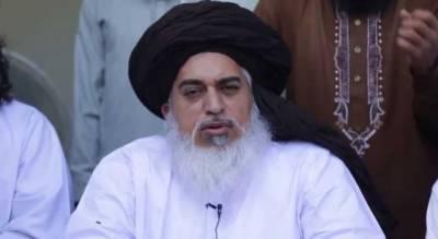 اگر ہم فسادی ہوتے تو لاشیں لے کر بیٹھ جاتے : علامہ خادم حسین رضوی