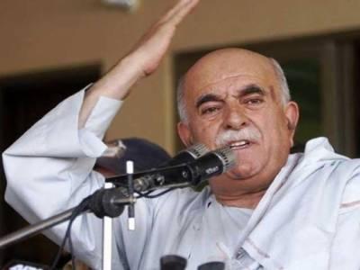 حقیقی عوامی حکمرانی سے ہی پاکستان کوبچا سکتے ہیں، محمودخان اچکزئی