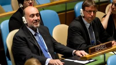 اقوام متحدہ میں اسرائیل کے خلاف قرار دار پر ووٹنگ