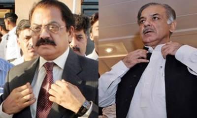 وزیر اعلی ٰ پنجاب کی یقین دہانی پر پیر سیالوی نے رانا ثناء اللہ کے استعفے کامطالبہ مؤخرکردیا