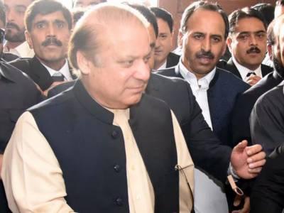 عمران خان اور جہانگیر ترین کیس میں بھی مجھے ہی نااہل کیا جائے گا : نواز شریف