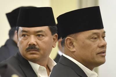 انڈونیشیا نے ائر چیف مارشل کو مسلح افواج کا نیا سربراہ نامزد کر دیا