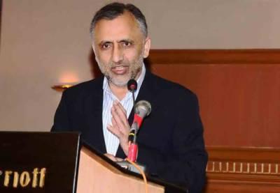 بیرسٹر ظفر اللہ کو وزارت قانون کے امور سونپ دیئے گئے