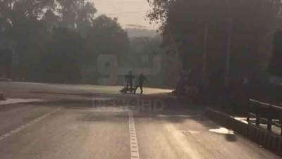 لاہور، نواز شریف کے پروٹوکول نے شہریوں کو خوار کر دیا