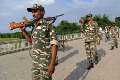 بھارت نے نیپال سے ملحقہ سرحد پر نگرانی میں اضافہ کر دیا