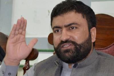 بلوچستان کے خلاف افغانستان کی سرزمین استعمال ہورہی ہے، سرفراز بگٹی