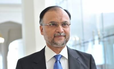 آج کا پاکستان 2013 کے پاکستان سے بہتر ہے : احسن اقبال