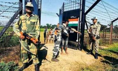 بھارت نے نیپال سے ملحقہ سرحد پر سیکورٹی بڑھا دی