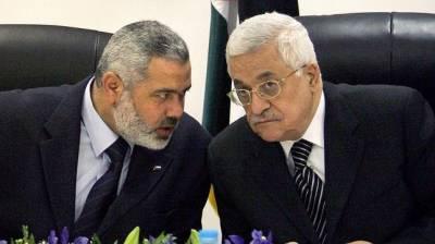 محمود عباس اور اسماعیل ھنیہ کے درمیان ٹیلی فونک رابطہ
