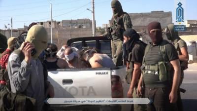 شام میں سکیورٹی فورسز نے بڑے آپریشن میں 228 دہشت گرد ہلاک کردئیے