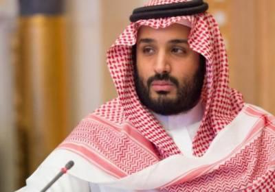 سعودی ولی عہد 2017کی مؤثر شخصیت