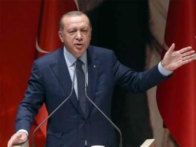 ٹرمپ سرخ لکیر عبور کرنے کی کوشش نہ کریں، ترک صدر