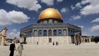 امریکی سفارت خانے کی اسرائیل منتقلی، فیصلہ آج ہو گا