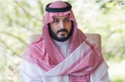 سعودی ولی عہد کو آپ نے ایسے انداز میں تو دیکھا ہو گا مگر نئی تصاویر دیکھ کر حیران رہ جائیں گے۔