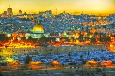 چین اور برطانیہ کا مقبوضہ بیت المقدس کو اسرائیلی دارالحکومت تسلیم کرنے کے امریکی منصوبے پر تحفظات کا اظہار