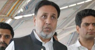 وزیر اعلیٰ شہباز شریف کا بیان ایک کمزور اور بے بس شخص کا لگتا ہے : محمود الرشید