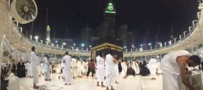 مسجد الحرام میں زائرین کی نقل وحرکت کو محفوظ اور آسان بنانے کے لئے جدید ترین کمپیوٹر سافٹ وئیر کا استعمال