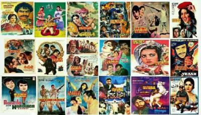 پاکستانی فلموں کے دیوانے کے پاس 70 سالہ فلمی تاریخ محفوظ