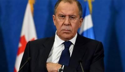 شمالی کوریا امریکا سے مذاکرات کے لیے تیار ہے، روسی وزیر خارجہ